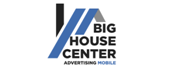 Big house center logo
