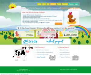 Internetová stránka projektu