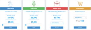 Investiční plány - forex
