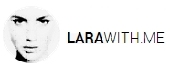Lara With Me logo