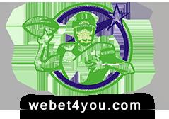 WeBet4You logo společnosti